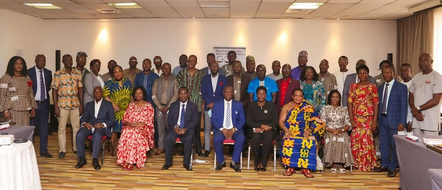 GNCCI INAUGURATED ITS NATIONAL COUNCIL