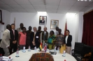 Foreign Delegation to GNCC