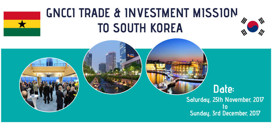 GNCCI Trade Mission to Korea